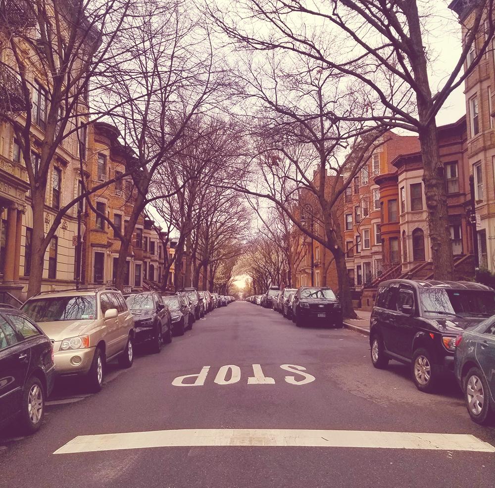 Street View - Social Distancing